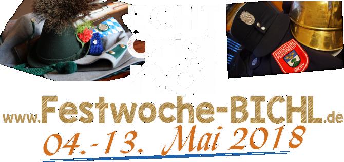 Festwoche Bichl 2018